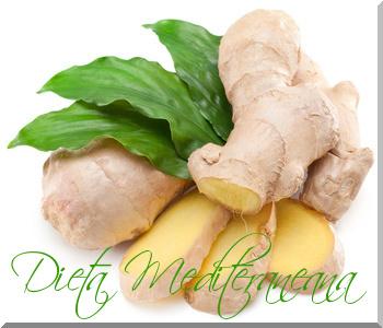 INFORMATII NUTRITIONALE GHIMBIR